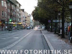 Järnvägsgatan Ängelholm 2006-10-14