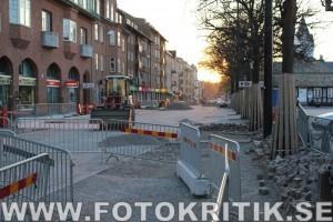 Järnvägsgatan Ängelholm 2011-04-23